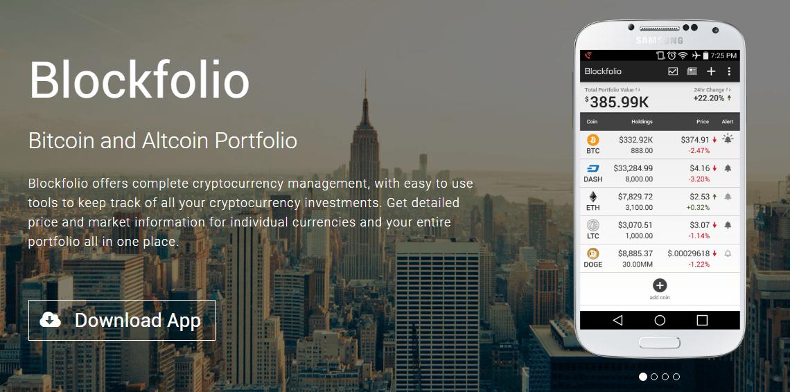 Best-Cryptocurrency-Management-App-Blockfolio