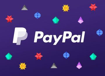 Paypal Logo Flat Cryptocurrency