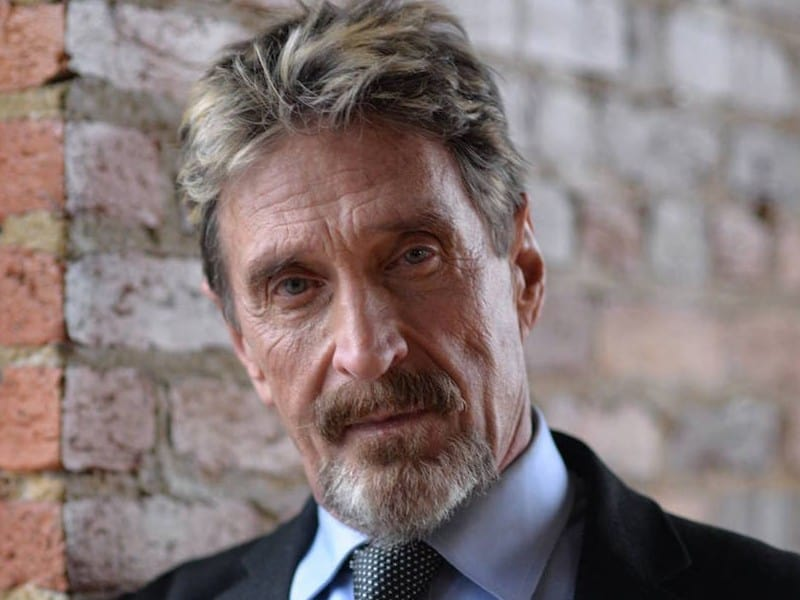 Bitcoin Price Forecast and Predictions by John McAfee