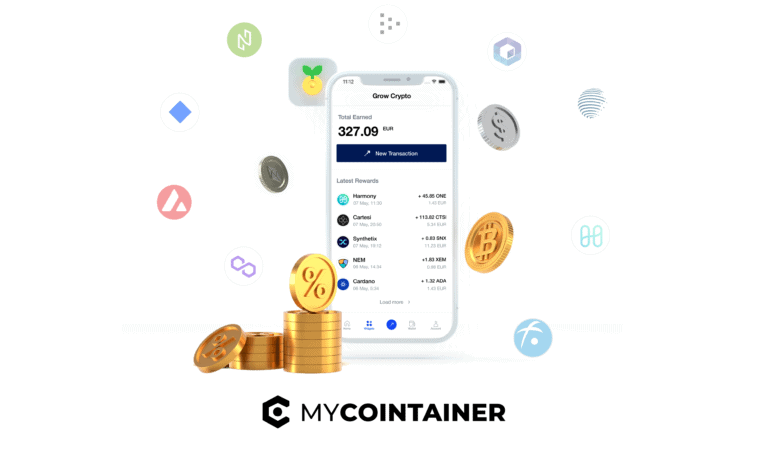 MyCointainer, The Automated Staking Ecosystem